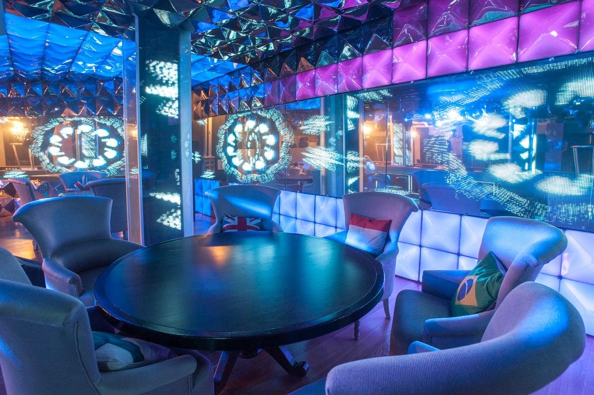 Мандарин клуб москва элитные клубы и бары москвы